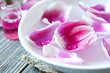 Wellness Settlement,Aromatherapy Petals and Water