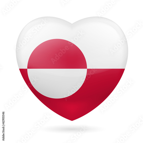 Heart icon of Greenland