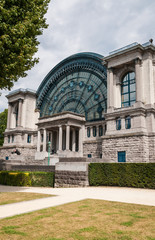 Royal Museum of the Army and Military History in Brussel, Belgiu
