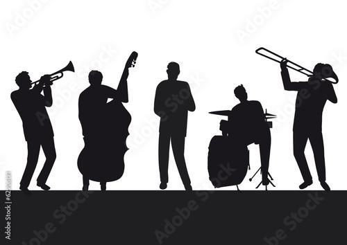 Jazzmusiker - 62906191