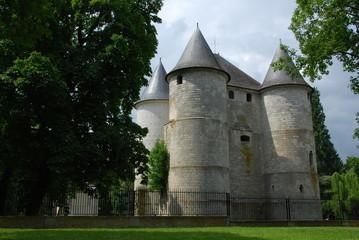Château des Tourelles, Vernon, Normandie