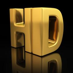 HD letters