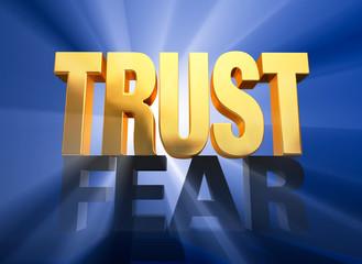Trust Triumphs Over Fear