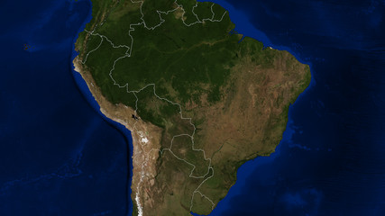 Central South America - Day - 02