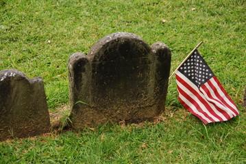 Tombe américaine