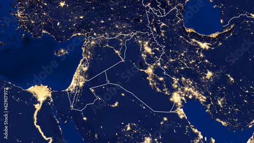 Middle East - Night - 02