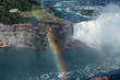 Great view of Niagara falls horseshoe