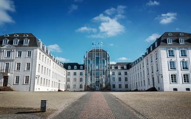 Saarbrücken Saarbrücker Schloss –Château Sarrebruck