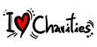 Charities love