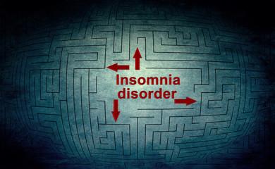Insomnia disorder