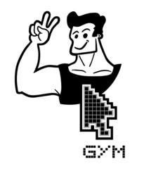 Web gym