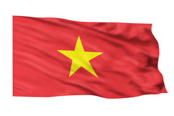 Vietnam Flag.