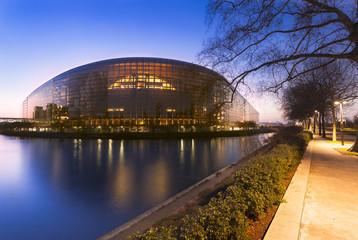Parlement Européen - Strasbourg