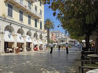 Piazza della Spianada, Corfù