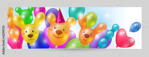 Festive background, greeting card or banner template