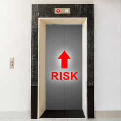 way to risk, business conceptual