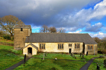 St Anthony's Church, Cartmel Fell.