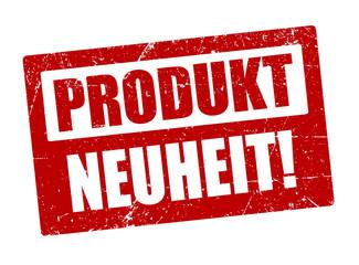 Produktneuheit