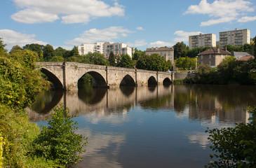 Pont Saint Martial de Limoges