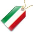 Preisanhänger Italien