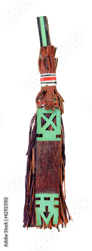 Traditional leather camel decoration, used by Tuaregs in Mali, A