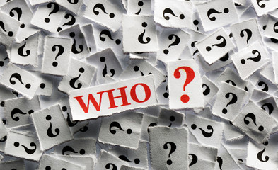 questions who