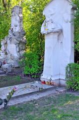 Wien 11,  Zentralfriedhof, Gräber, Grabmale, , Brahms, Johann St
