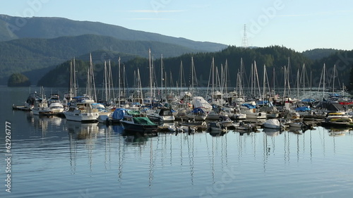 Deep Cove Yacht Club, North Vancouver
