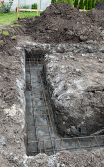 foundation for small home building
