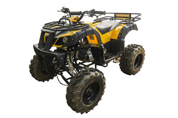 All-terrain vehicle or ATV