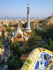 maison parc gaudi barcelone
