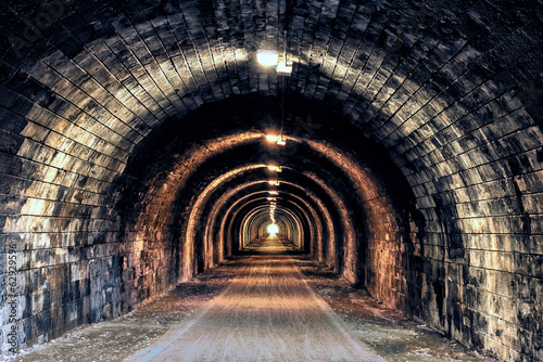 Light at the end of the Tunnel - 62929596