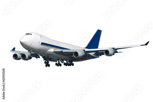 Papiers peints Avion à Moteur Jumbo plane