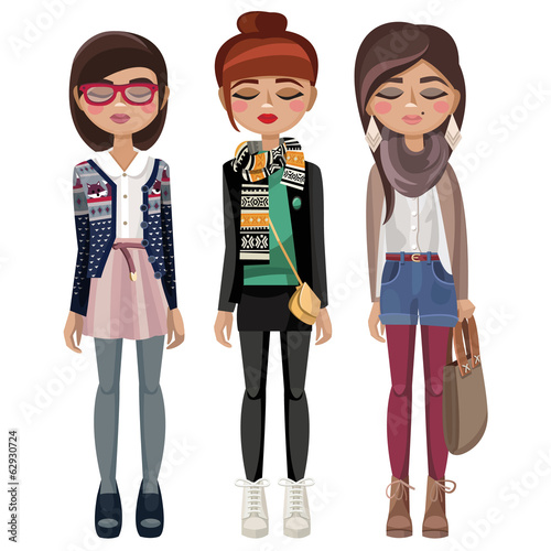 Stylish Girls