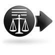 information légale sur bouton noir