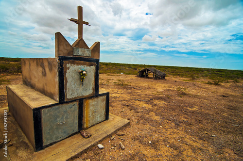 Wayuu Tombs