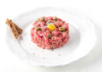 Tartare of beef fillet
