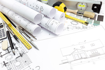 Architectural project and work tools