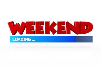 Weekend loading 3D