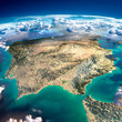 Fragments of the planet Earth. Spain and Portugal - 62935313