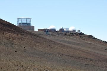 Mauna Kea Observatory, Haleakala NP, Maui (USA)