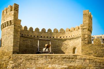 Castle of Baku