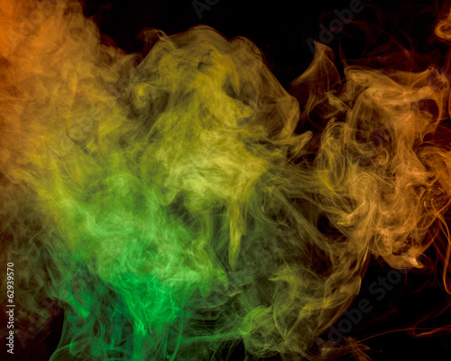 canvas print picture Abstract smoke