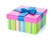 Colorful gift box
