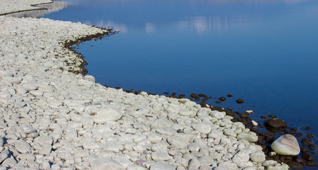 Water and rocks