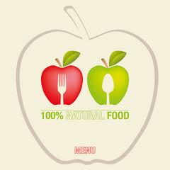Menu due mele