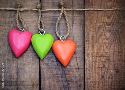 3 Herzen