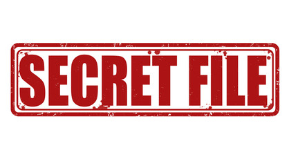 Secret file stamp