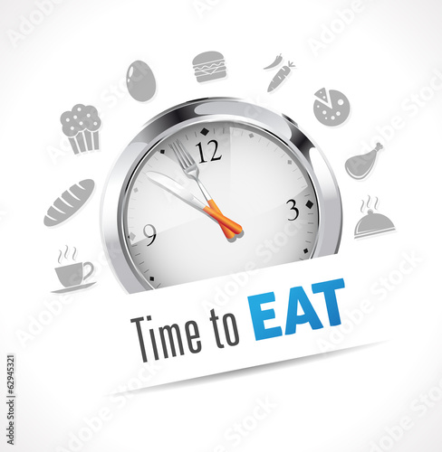 Stopwatch - Time to eat