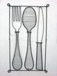 Fork,Spoon,Knife Sign